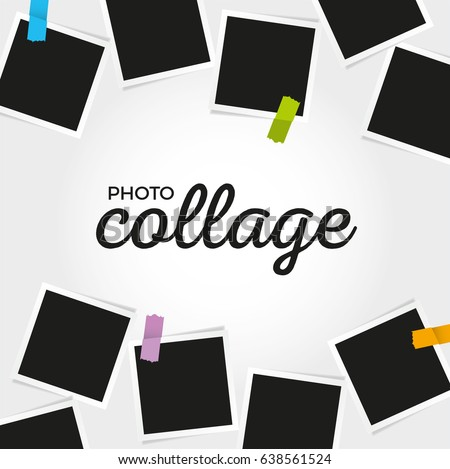 collage template