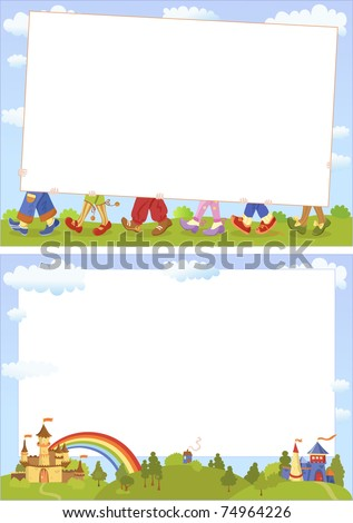 Photo frames  for kids