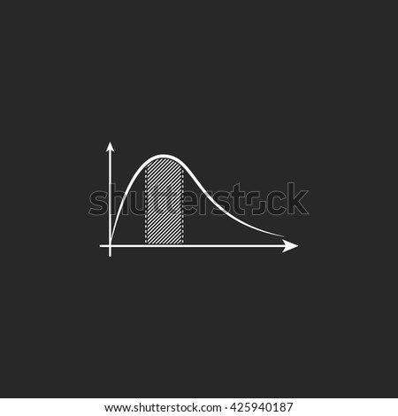 Physics Graphic Sign Energy Simple Icon Stock Vector 425940187