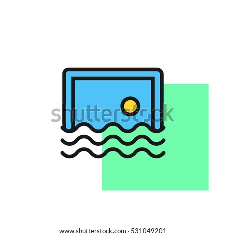Picture Icon Illustration Isolated Vector Sing Symbol