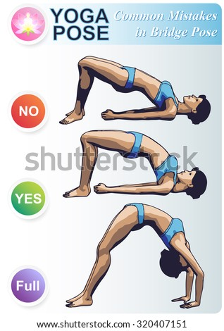 Drawing Show Three Types Abdominal Exercise Stock Vector ...