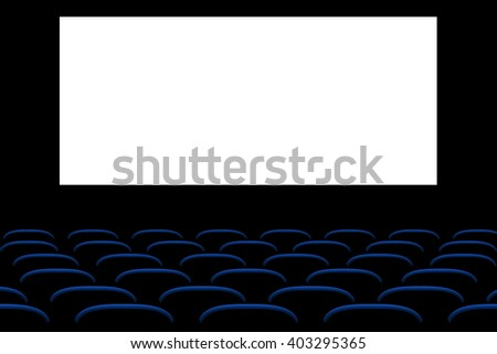 picure of cinema seats