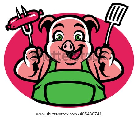 Bbq Pig Stock Images, Royalty-Free Images & Vectors | Shutterstock