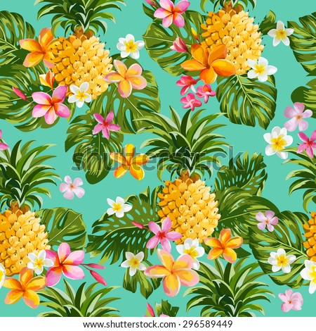 Tropical Fruit Stock Vectors & Vector Clip Art | Shutterstock