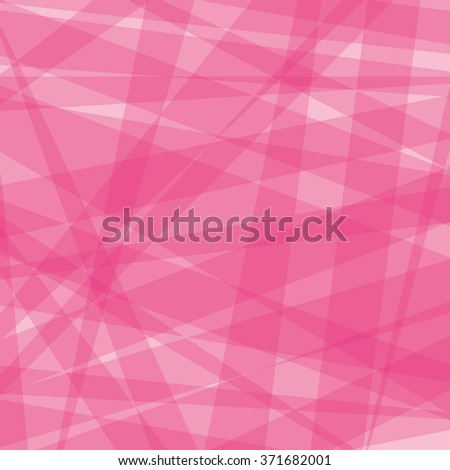 Pink abstract background - stock vector