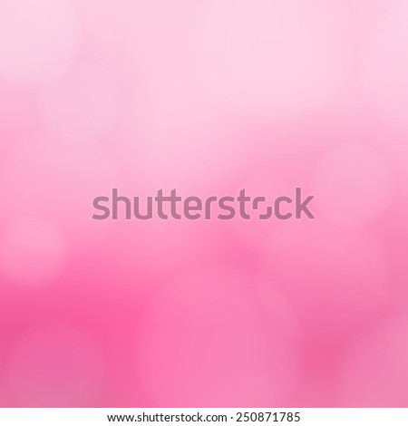 Pink background with defocused lights - Vector - stock vector