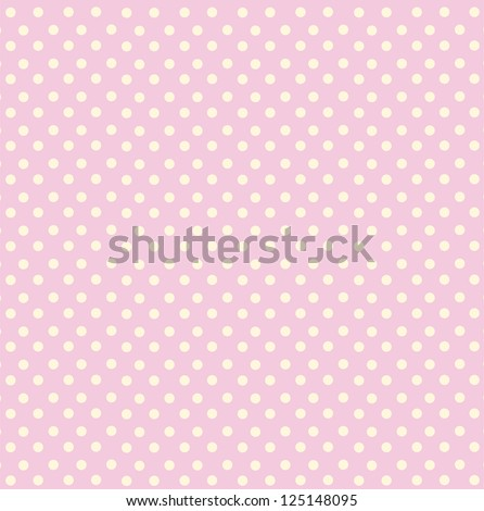 Pink circle background - stock vector