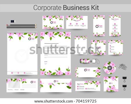 header for business letter