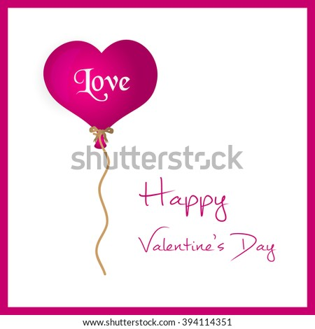 Valentines Day Greeting Card Heart Shaped Vector 577602619 – Heart Shaped Valentine Cards