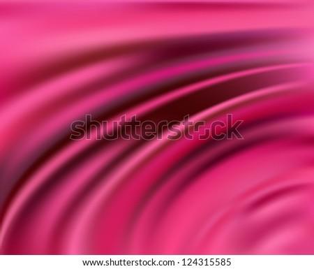 Pink silk backgrounds - stock vector