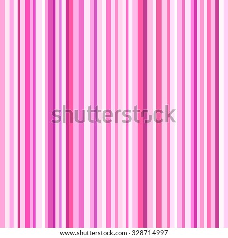 pink striped background on cover fabric stock vector 328714997