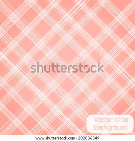 Pink vector texture pattern. Eco canvas, textile.