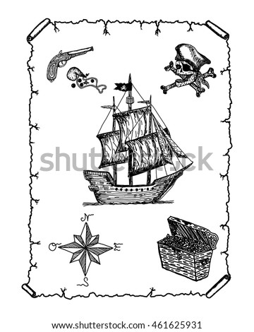 Image Result For Treasure Map Compass