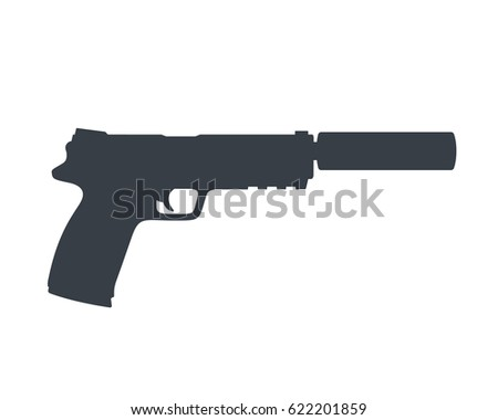 handgun stock images royaltyfree images amp vectors