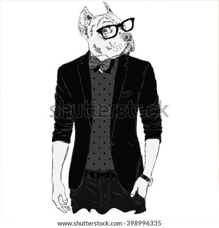 Pitbull head drawing icon vector Vector | Free Download  |Angry Pitbull Drawings Straight Jacket