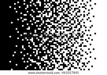 Pixelated Gradient