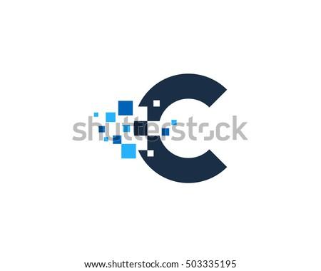 pixel letters stock images royalty free images vectors shutterstock. Black Bedroom Furniture Sets. Home Design Ideas