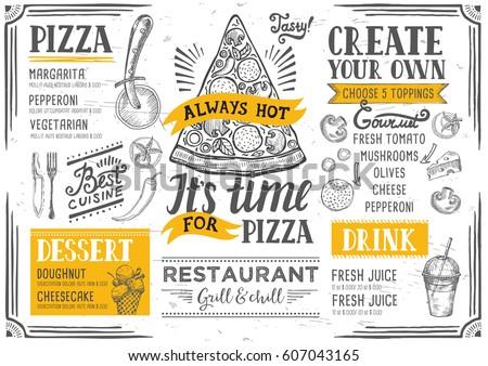 Marchie 39 s portfolio on shutterstock for Design your own restaurant