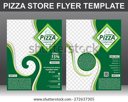 pizza flyer stock images royalty free images vectors shutterstock. Black Bedroom Furniture Sets. Home Design Ideas