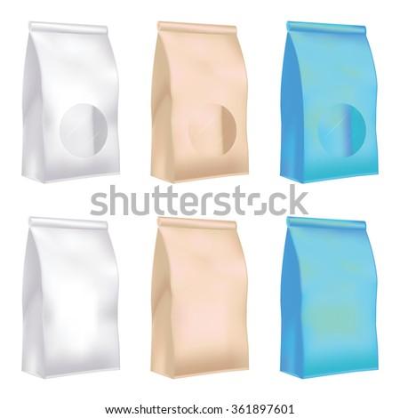 Plastic And Paper Bag