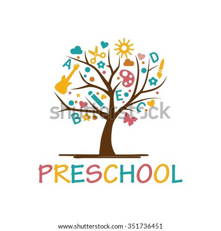 preschool logos playgroup stock images royalty free images amp vectors 110