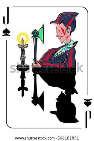 Jack Of Spades Stock Photos, Royalty-Free Images & Vectors ...