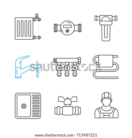 Water Filter Plumbing Diagram Symbol Download Wiring Diagrams