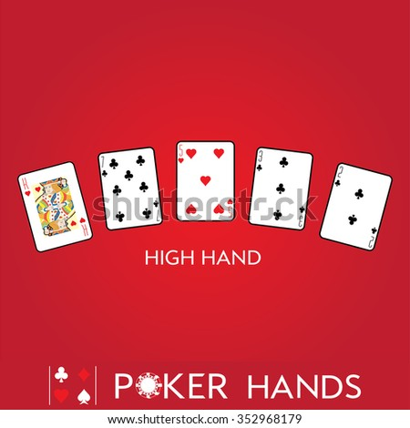 Poker Hands: High Hand