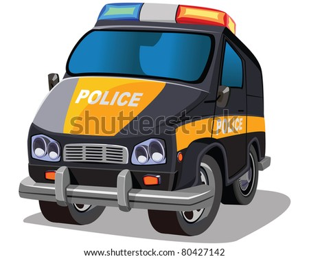 police car two