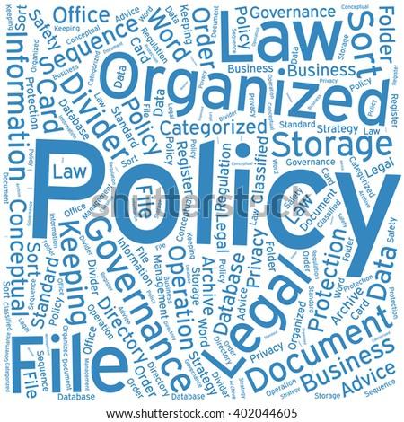 Policies And Procedures Stock Vectors Amp Vector Clip Art