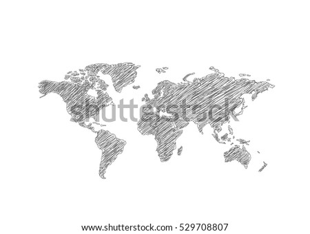 Political world map vector illustration stock photo photo vector political world map vector illustration gumiabroncs Image collections