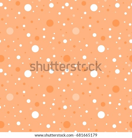 Polka dot background pink white vector 370712219 polka dot background seamless spots texture vector voltagebd Choice Image