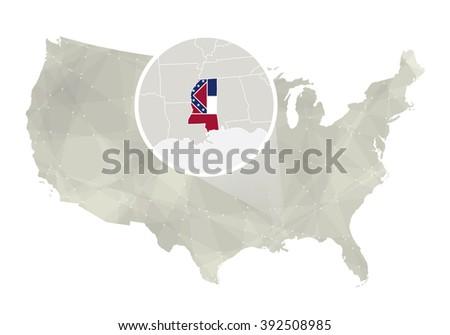 Jackson Mississippi Stock Images RoyaltyFree Images Vectors - Us mississippe map
