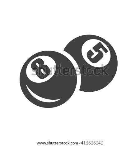 Pool icon, Pool icon eps10, Pool icon vector, Pool icon eps, Pool icon jpg, Pool icon path, Pool icon flat, Pool icon app, Pool icon web, Pool icon art, Pool icon, Pool icon AI, Pool balls icon - stock vector