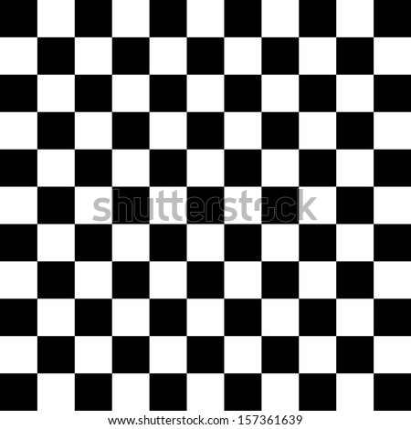 popular checker chess square abstract background vector - stock vector
