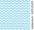 popular zigzag chevron grunge pattern background - stock vector