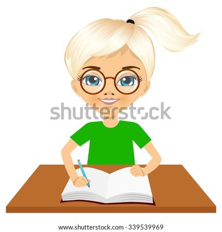 Doodle Art Desk Teen 36