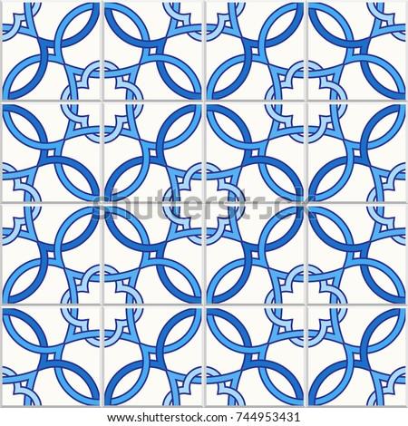 Magnificent 16X32 Ceiling Tiles Tall 18 Inch Floor Tile Round 18 X 18 Ceramic Tile 20 X 20 Floor Tile Patterns Youthful 24 X 24 Ceiling Tiles Black3 X 12 Subway Tile Portuguese Tiles Quatrefoil Vector Pattern Tangled Stock Vector ..