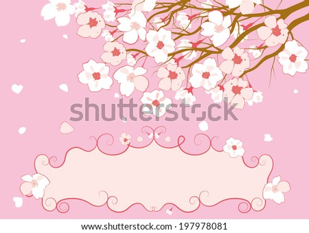 postcard_with_cherry_blossoms