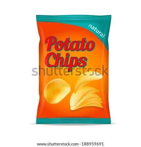bag of chips stock images royalty free images vectors shutterstock. Black Bedroom Furniture Sets. Home Design Ideas