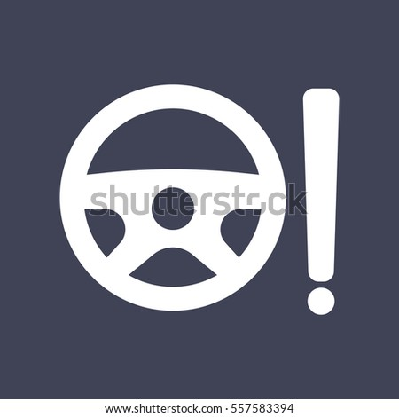 Power Steering System Icon Stock Vector 557583394 Shutterstock