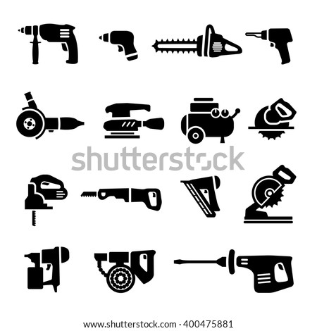 power tools stock images  royalty