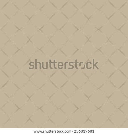 Premium Gold Geometric Repeated Pattern Abstract Vector Design