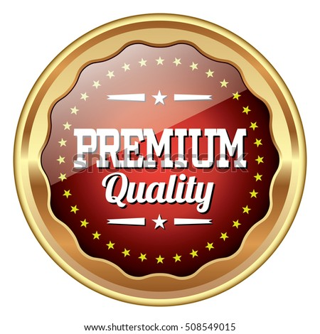 Premium Quality badge