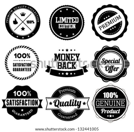Retro Label Stock Images, Royalty-Free Images & Vectors | Shutterstock