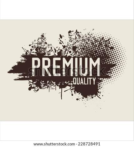 Premium Quality Vector  - stock vector