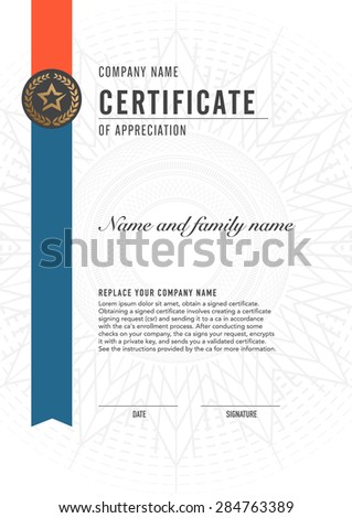 Certificate Design Stock Images Royalty Free Images Vectors Shutterstock