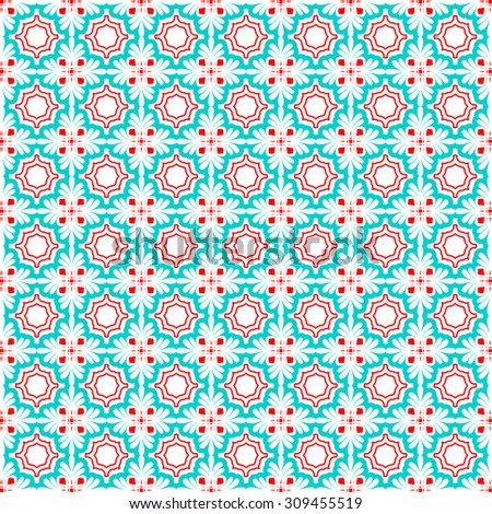 Pretty patter background  - stock vector