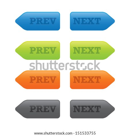 Previous and Next Buttons