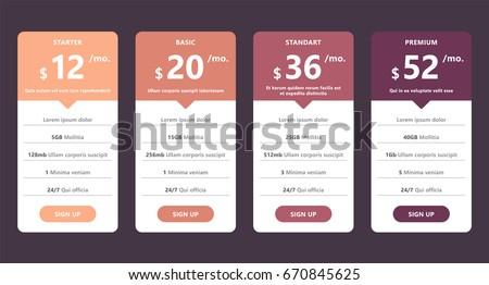 web stock price
